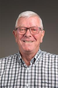 Profile image for Councillor Reg Whitney