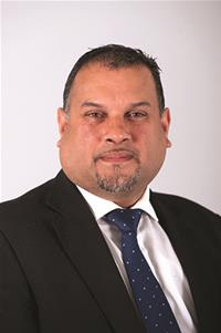 Profile image for Councillor Robby Misir
