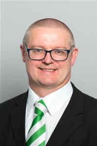 Profile image for Councillor Darren Wise